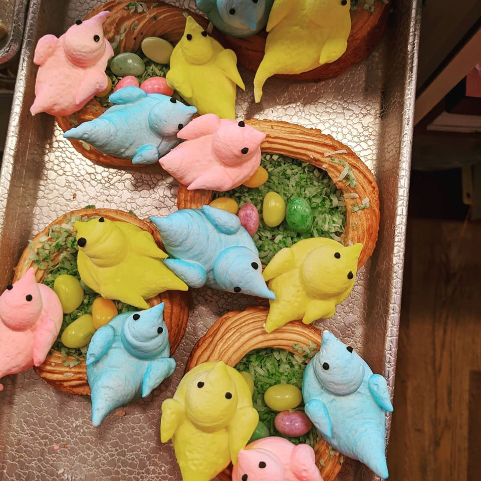 Cookies for Easter